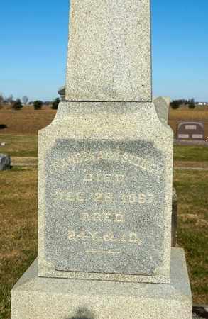STOUGH, FRANCES ANN - Richland County, Ohio | FRANCES ANN STOUGH - Ohio Gravestone Photos