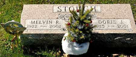 STOUGH, MELVIN R - Richland County, Ohio | MELVIN R STOUGH - Ohio Gravestone Photos