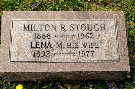 STOUGH, MILTON R - Richland County, Ohio | MILTON R STOUGH - Ohio Gravestone Photos