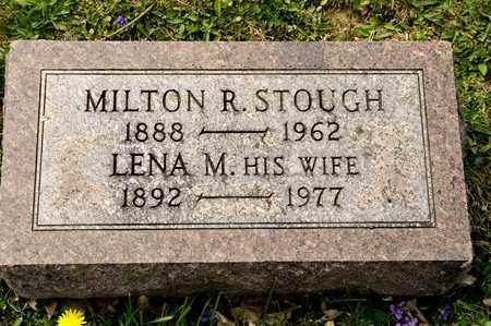 STOUGH, LENA M - Richland County, Ohio | LENA M STOUGH - Ohio Gravestone Photos