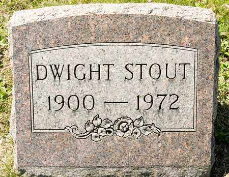 STOUT, DWIGHT - Richland County, Ohio | DWIGHT STOUT - Ohio Gravestone Photos
