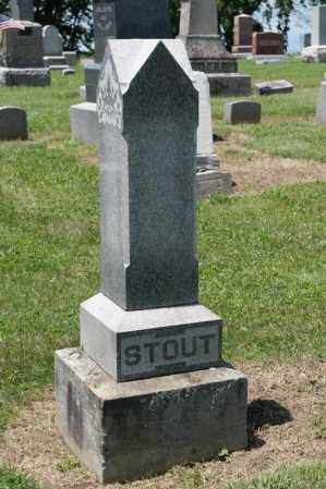 STOUT, GENETTIE D - Richland County, Ohio | GENETTIE D STOUT - Ohio Gravestone Photos