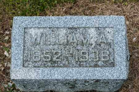 STOUT, WILLIAM A - Richland County, Ohio | WILLIAM A STOUT - Ohio Gravestone Photos