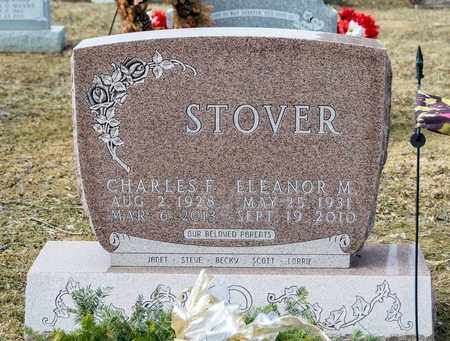 STOVER, ELEANOR M - Richland County, Ohio | ELEANOR M STOVER - Ohio Gravestone Photos