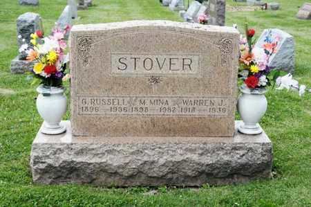 STOVER, WARREN J - Richland County, Ohio | WARREN J STOVER - Ohio Gravestone Photos