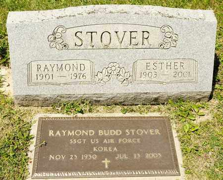 STOVER, ESTHER - Richland County, Ohio | ESTHER STOVER - Ohio Gravestone Photos