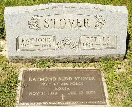 STOVER, RAYMOND BUDD - Richland County, Ohio | RAYMOND BUDD STOVER - Ohio Gravestone Photos