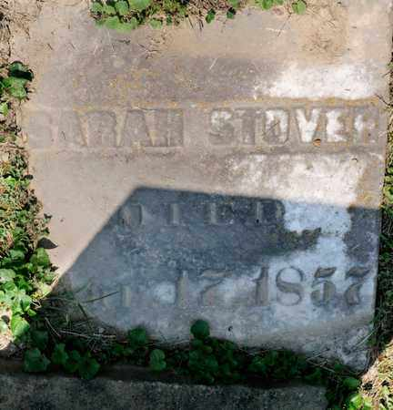 STOVER, SARAH - Richland County, Ohio | SARAH STOVER - Ohio Gravestone Photos