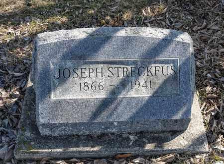 STRECKFUS, JOSEPH - Richland County, Ohio | JOSEPH STRECKFUS - Ohio Gravestone Photos