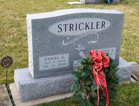 STRICKLER, DANIEL G - Richland County, Ohio | DANIEL G STRICKLER - Ohio Gravestone Photos