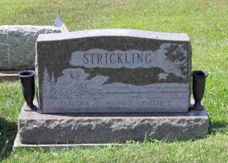 STRICKLING, EVELYN - Richland County, Ohio | EVELYN STRICKLING - Ohio Gravestone Photos