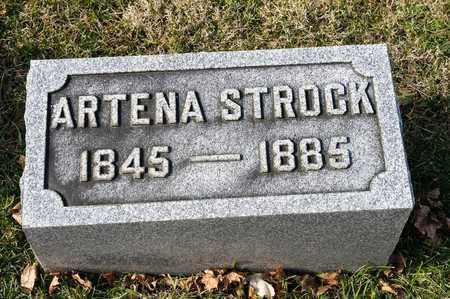 STROCK, ARTENA - Richland County, Ohio | ARTENA STROCK - Ohio Gravestone Photos