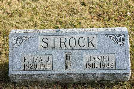 STROCK, DANIEL - Richland County, Ohio | DANIEL STROCK - Ohio Gravestone Photos
