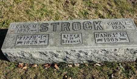 STROCK, CORA L - Richland County, Ohio | CORA L STROCK - Ohio Gravestone Photos