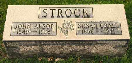 STROCK, SUSAN - Richland County, Ohio | SUSAN STROCK - Ohio Gravestone Photos