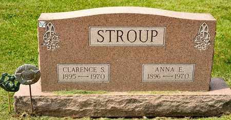STROUP, CLARENCE S - Richland County, Ohio | CLARENCE S STROUP - Ohio Gravestone Photos