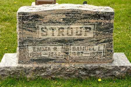 STROUP, EMMA R - Richland County, Ohio | EMMA R STROUP - Ohio Gravestone Photos