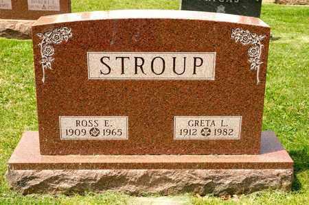 STROUP, GRETA L - Richland County, Ohio | GRETA L STROUP - Ohio Gravestone Photos