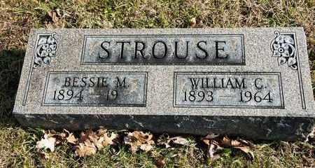 STROUSE, WILLIAM C - Richland County, Ohio | WILLIAM C STROUSE - Ohio Gravestone Photos