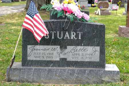 STUART, BETTE J - Richland County, Ohio | BETTE J STUART - Ohio Gravestone Photos