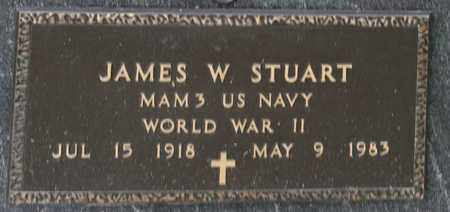 STUART, JAMES W - Richland County, Ohio | JAMES W STUART - Ohio Gravestone Photos