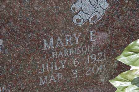 HARRISON STUDER, MARY E - Richland County, Ohio | MARY E HARRISON STUDER - Ohio Gravestone Photos