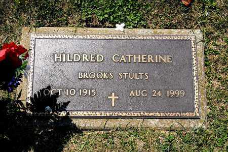 BROOKS STULTS, HILDRED CATHERINE - Richland County, Ohio | HILDRED CATHERINE BROOKS STULTS - Ohio Gravestone Photos