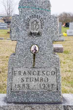 STUMBO, FRANCESCO - Richland County, Ohio | FRANCESCO STUMBO - Ohio Gravestone Photos