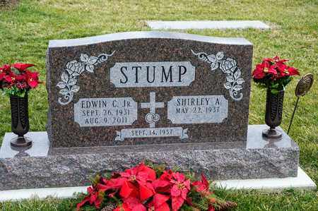 STUMP JR, EDWIN C - Richland County, Ohio | EDWIN C STUMP JR - Ohio Gravestone Photos