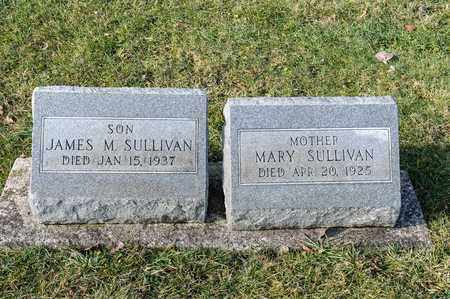 SULLIVAN, MARRY - Richland County, Ohio | MARRY SULLIVAN - Ohio Gravestone Photos