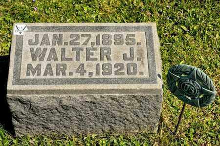 SUTCH, WALTER J - Richland County, Ohio | WALTER J SUTCH - Ohio Gravestone Photos
