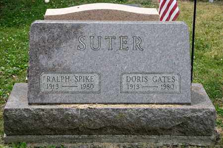 GATES SUTER, DORIS - Richland County, Ohio | DORIS GATES SUTER - Ohio Gravestone Photos