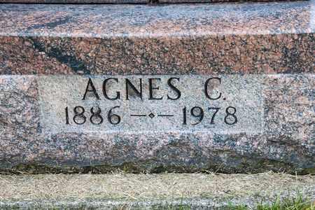 SUTTER, AGNES C - Richland County, Ohio | AGNES C SUTTER - Ohio Gravestone Photos