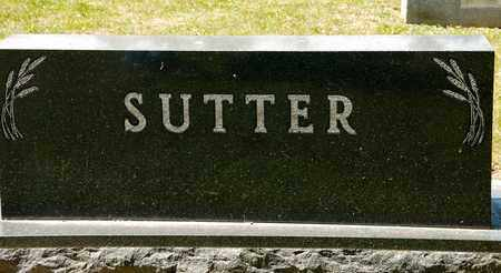 SUTTER, BLANCHE M - Richland County, Ohio | BLANCHE M SUTTER - Ohio Gravestone Photos
