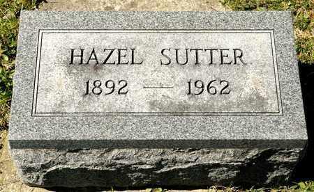 SUTTER, HAZEL - Richland County, Ohio | HAZEL SUTTER - Ohio Gravestone Photos