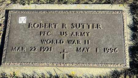 SUTTER, ROBERT R - Richland County, Ohio | ROBERT R SUTTER - Ohio Gravestone Photos