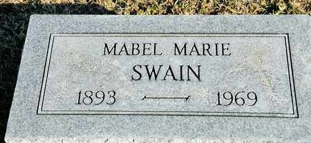 SWAIN, MABEL MARIE - Richland County, Ohio | MABEL MARIE SWAIN - Ohio Gravestone Photos