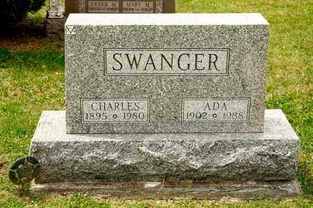 SWANGER, CHARLES - Richland County, Ohio | CHARLES SWANGER - Ohio Gravestone Photos