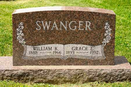 SWANGER, GRACE E - Richland County, Ohio | GRACE E SWANGER - Ohio Gravestone Photos
