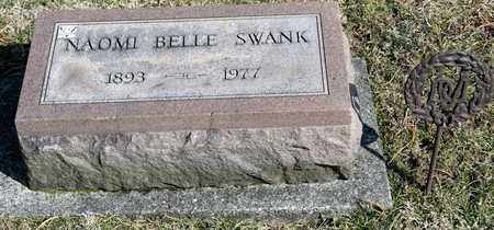 SWANK, NAOMI BELLE - Richland County, Ohio | NAOMI BELLE SWANK - Ohio Gravestone Photos