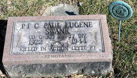 SWANK, PAUL EUGENE - Richland County, Ohio | PAUL EUGENE SWANK - Ohio Gravestone Photos