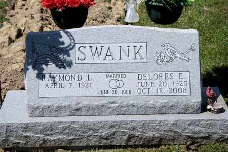 SWANK, RAYMOND L - Richland County, Ohio | RAYMOND L SWANK - Ohio Gravestone Photos