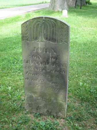 SWARTS, JOHN - Richland County, Ohio | JOHN SWARTS - Ohio Gravestone Photos