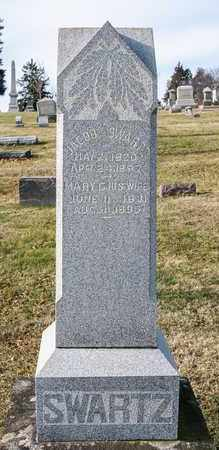 SWARTZ, JACOB - Richland County, Ohio | JACOB SWARTZ - Ohio Gravestone Photos