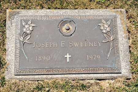 SWEENEY, JOSEPH E - Richland County, Ohio | JOSEPH E SWEENEY - Ohio Gravestone Photos