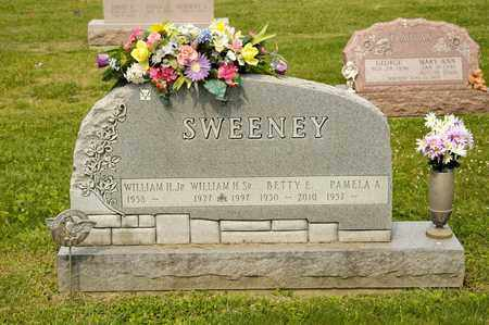 SWEENEY SR, WILLIAM H - Richland County, Ohio | WILLIAM H SWEENEY SR - Ohio Gravestone Photos