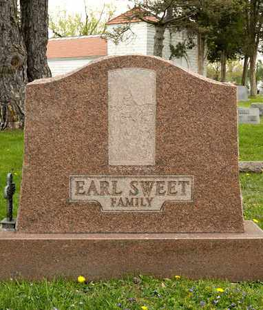 SWEET, EARL W - Richland County, Ohio | EARL W SWEET - Ohio Gravestone Photos