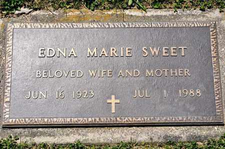 SWEET, EDAN MARIE - Richland County, Ohio | EDAN MARIE SWEET - Ohio Gravestone Photos