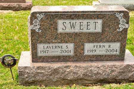 SWEET, LAVERNE S - Richland County, Ohio | LAVERNE S SWEET - Ohio Gravestone Photos