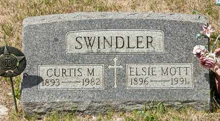 MOTT SWINDLER, ELSIE - Richland County, Ohio | ELSIE MOTT SWINDLER - Ohio Gravestone Photos